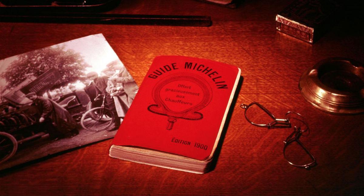 michelin guide content marketing