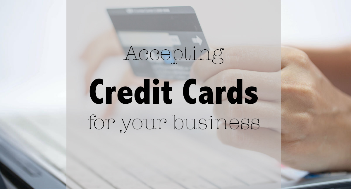 Credit card options for businesses