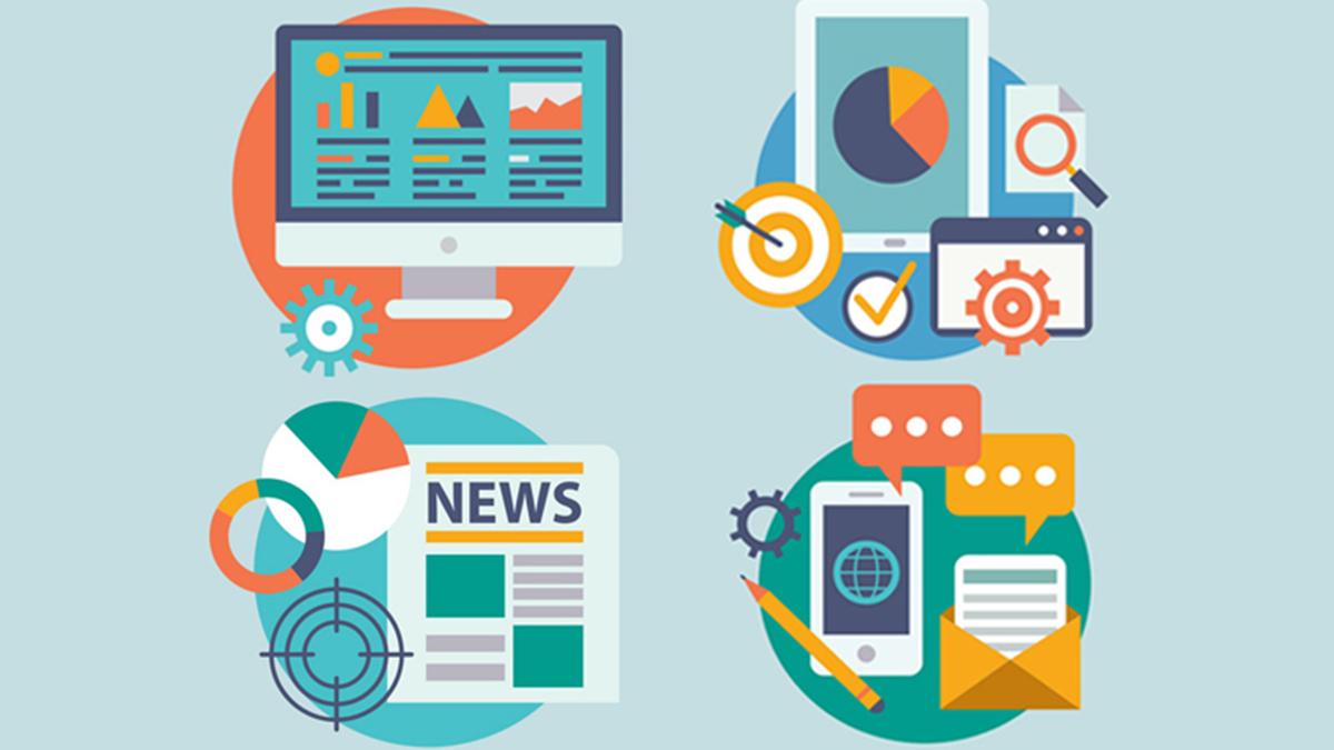 the basics of online marketing