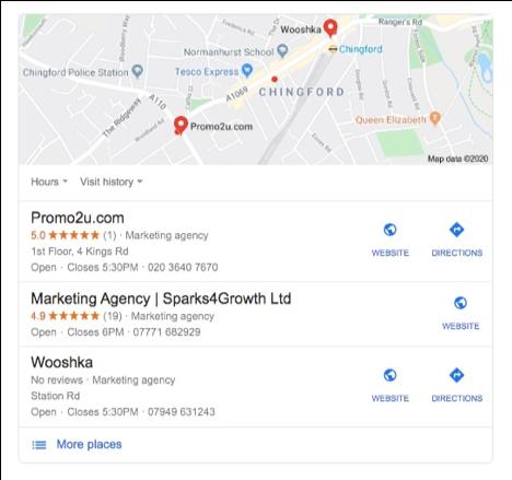 local refined search